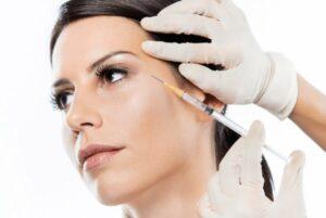 Intinerirea feței cu Toxina Botulinică