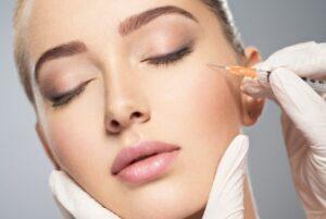 Lipofiling facial