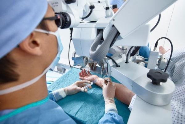 Microchirurgie reconstructivă